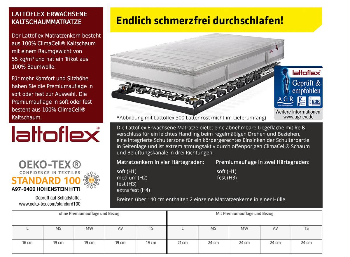 Lattoflex-Erwachsene-Kaltschaummatratze-online-bestellen