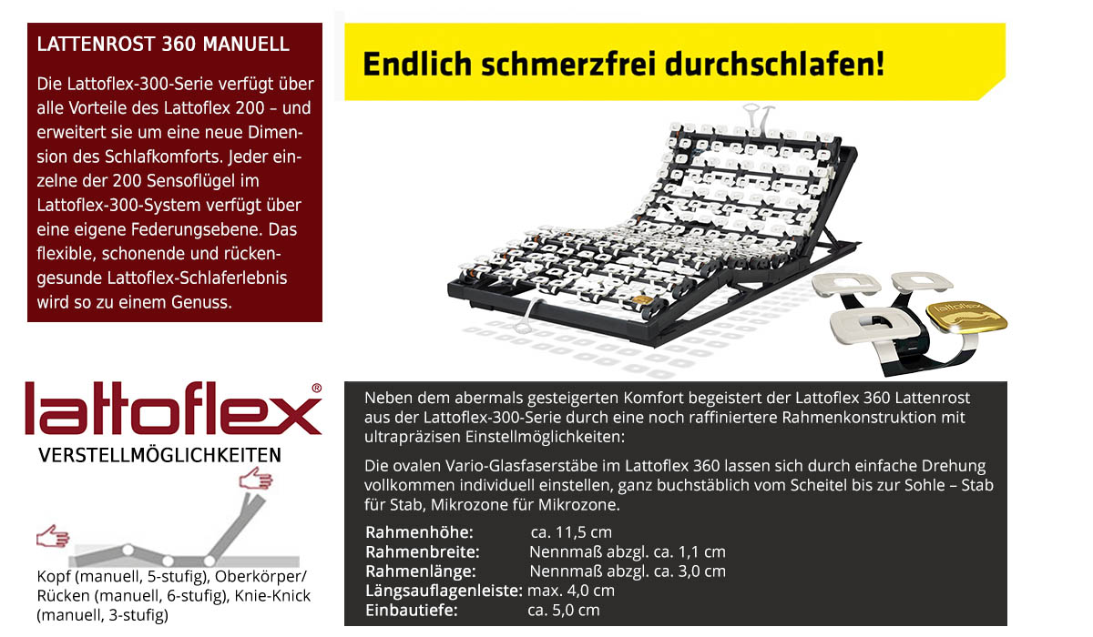 Lattoflex-360-Lattenrost-online-bestellen