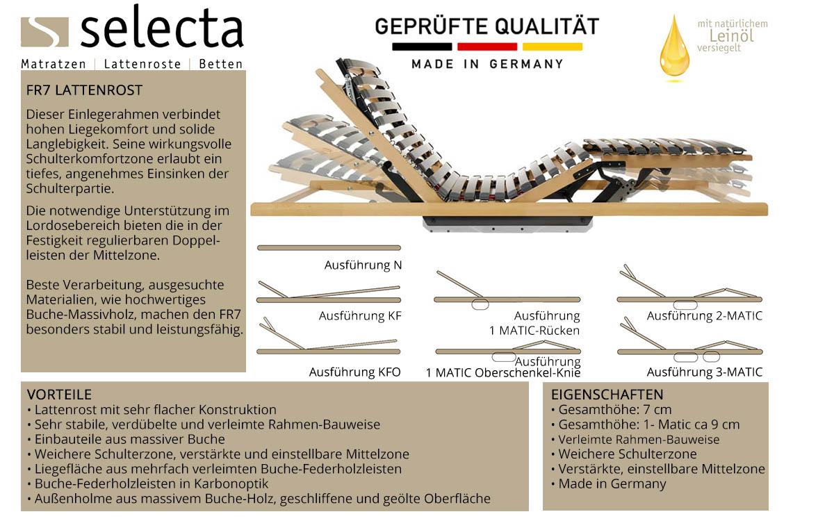 Selecta-FR7-Lattenrost-online-kaufen