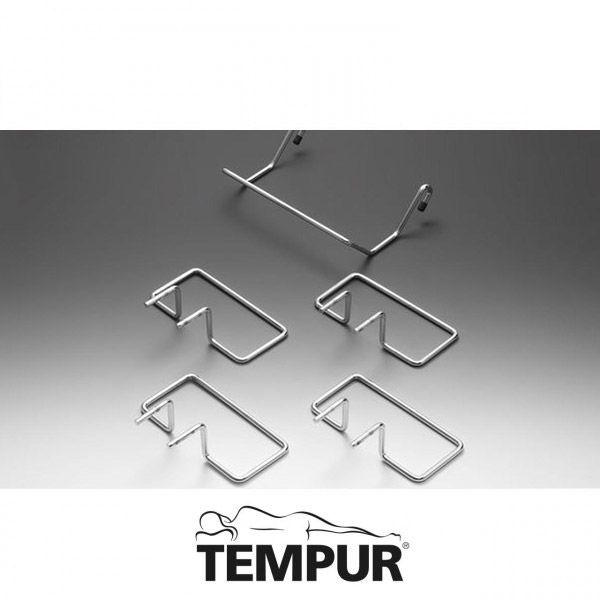 Tempur Matratzenhalter Satz Premium Flex