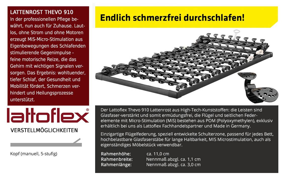 Lattoflex-Thevo-910-Lattenrost-online-bestellen