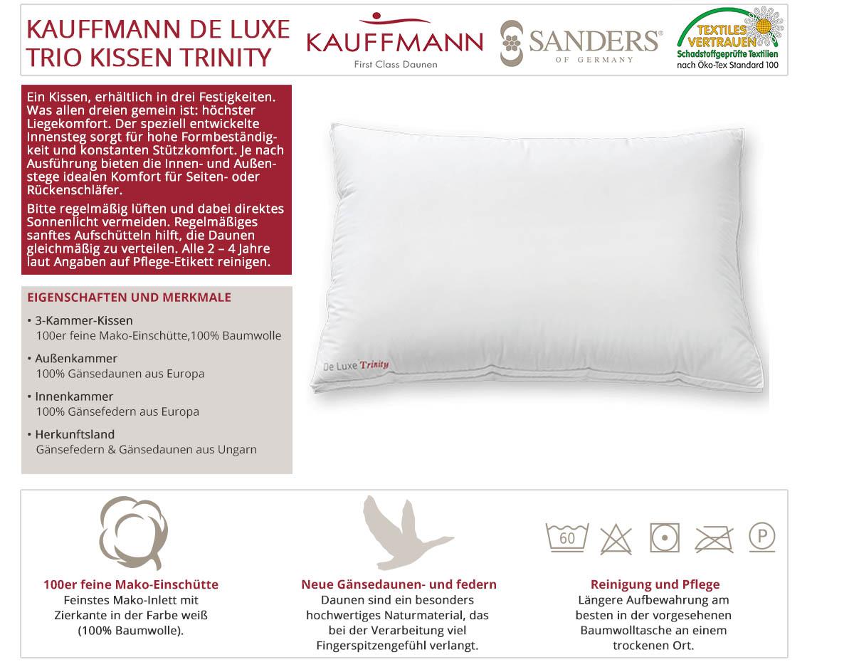 Kauffmann-Sanders-Trio-Kissen-De-Luxe-Trinity-online-kaufen