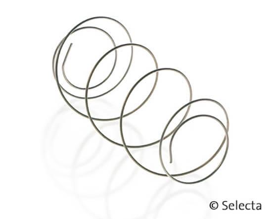 Selecta-TF5-Taschenfederkern-Matratze-Detailansicht-Feder