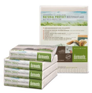 Dormiente-Natural-Protect-Hygieneauflage