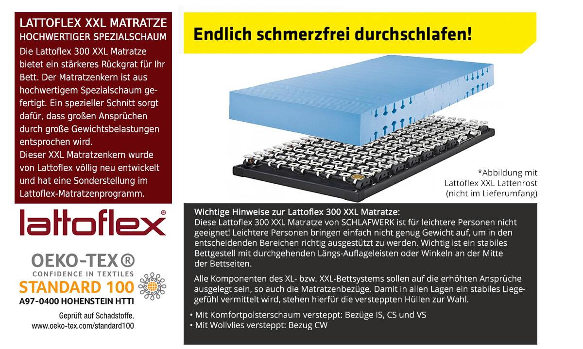 Lattoflex-XXL-Matratze-online-kaufen