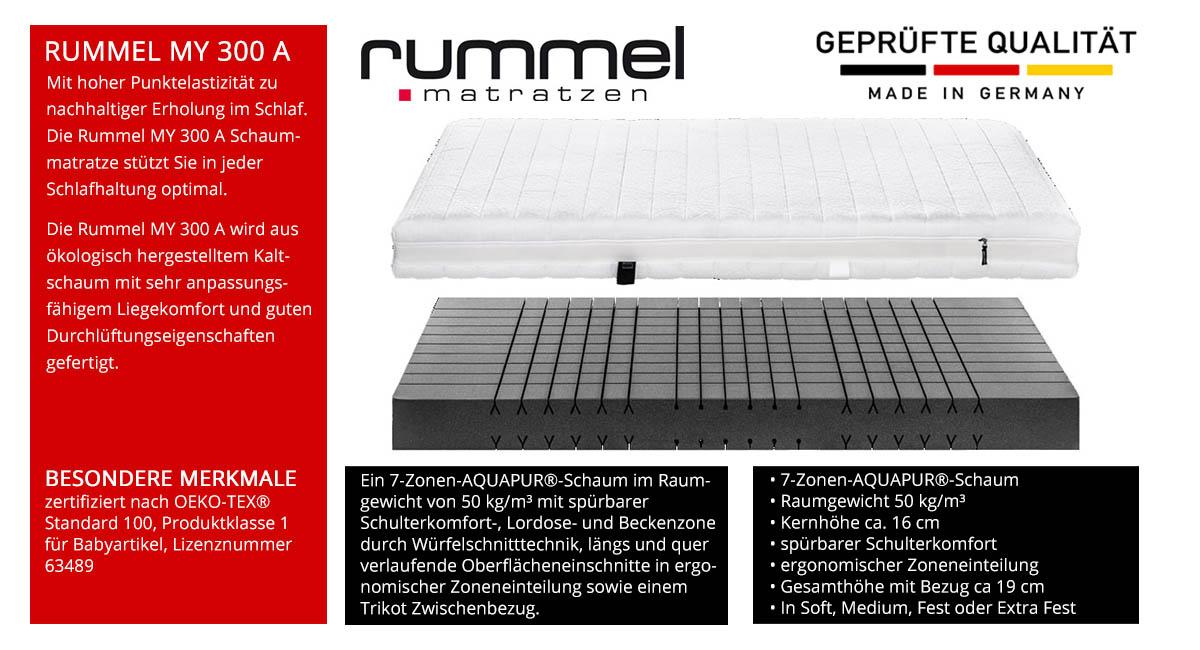 Rummel-MY-300-A-Schaummatratze-online-kaufen