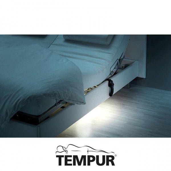 Tempur LED Lichtleiste für Tempur Flex 2000/4000
