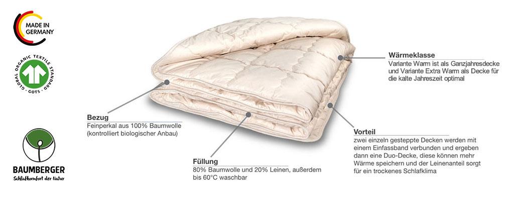 Baumberger-BaLe-Steppdecke-warme-Bettdecke-Produktmerkmale-Details