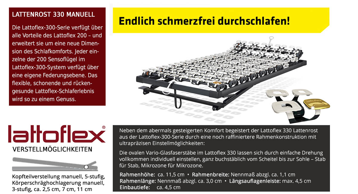 Lattoflex-330-Lattenrost-online-bestellen