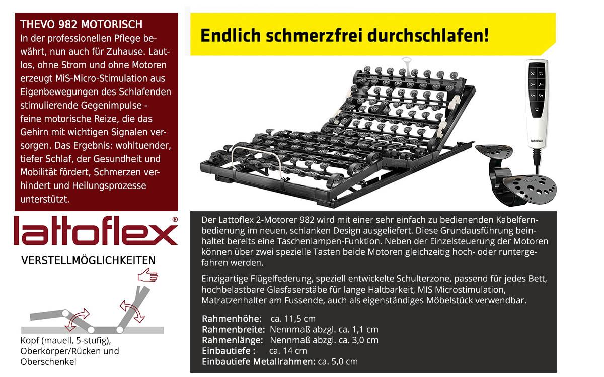 Lattoflex-Thevo-982-elektrischer-Lattenrost-online-kaufen
