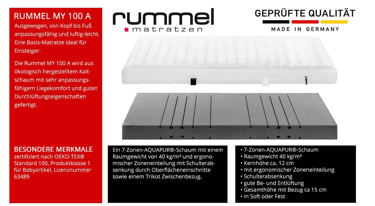 Rummel-MY-100-A-Schaummatratze-online-kaufen