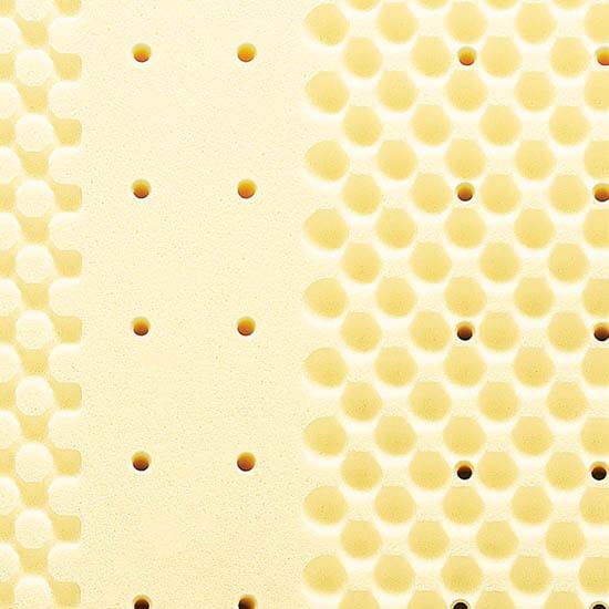 Selecta-S5-Kaltschaummatratze-Detailansicht-Kern