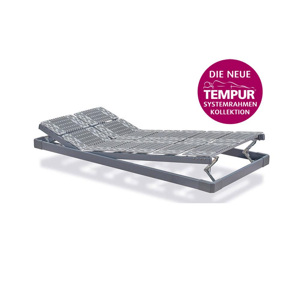 Tempur Hybrid Flex 1000 Systemrahmen | Alles zum Schlafen GmbH
