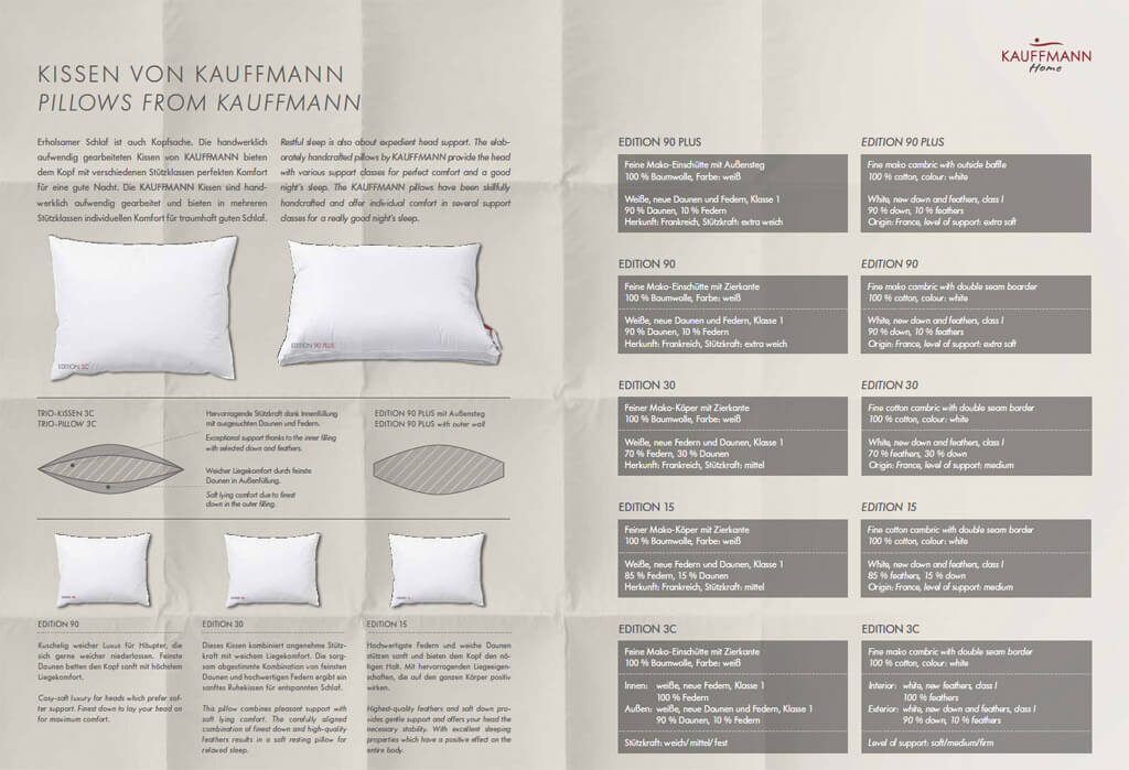 Kauffmann-Edition-15-Kopfkissen-Produktmerkmale