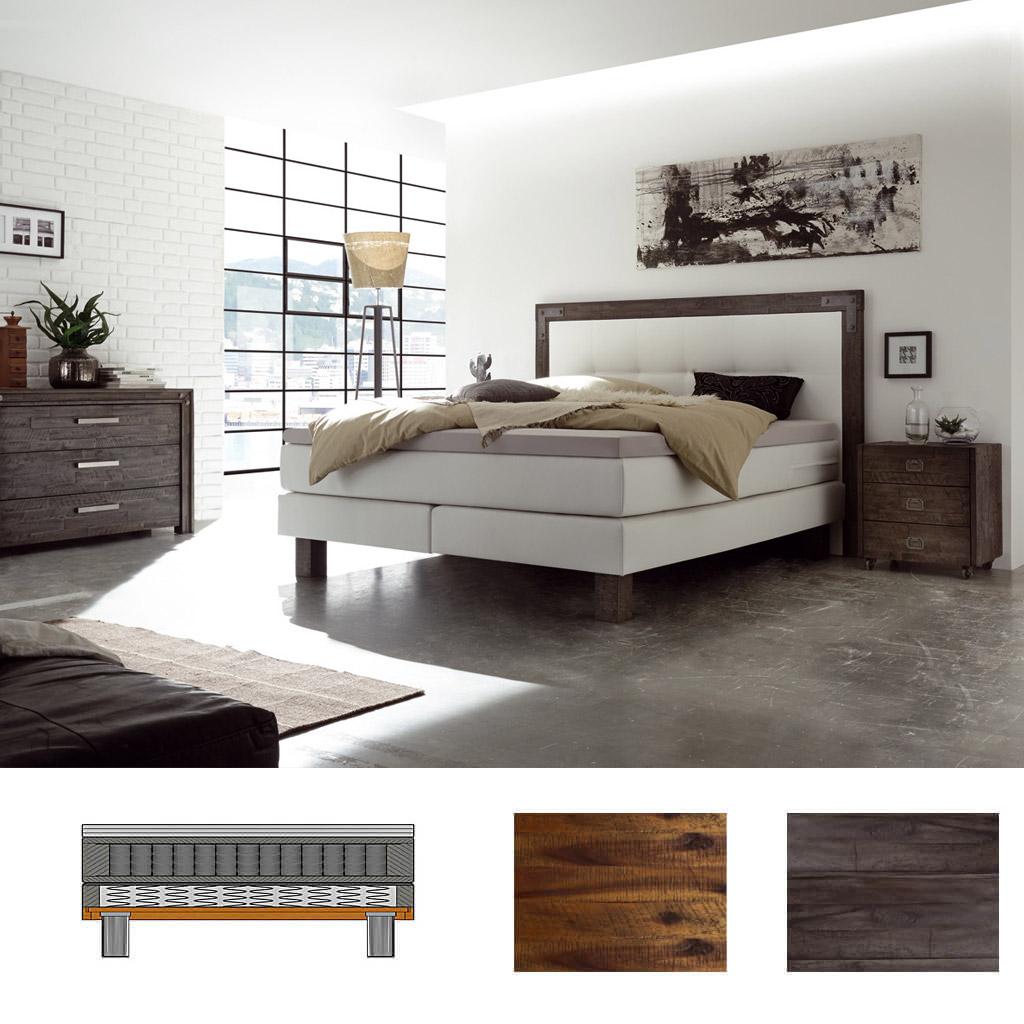Hasena-Boxspringbett-Pronto-Memphis-Abbildung-mit-Boxaufbau-und-Holzarten
