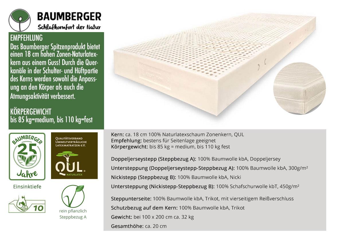 Baumberger-Ergo-Zone-Premium-Naturlatexmatratze-online-kaufen