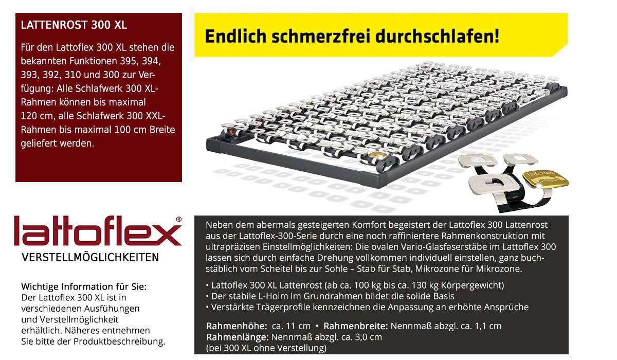 Lattoflex-300-XL-Lattenrost-online-bestellen