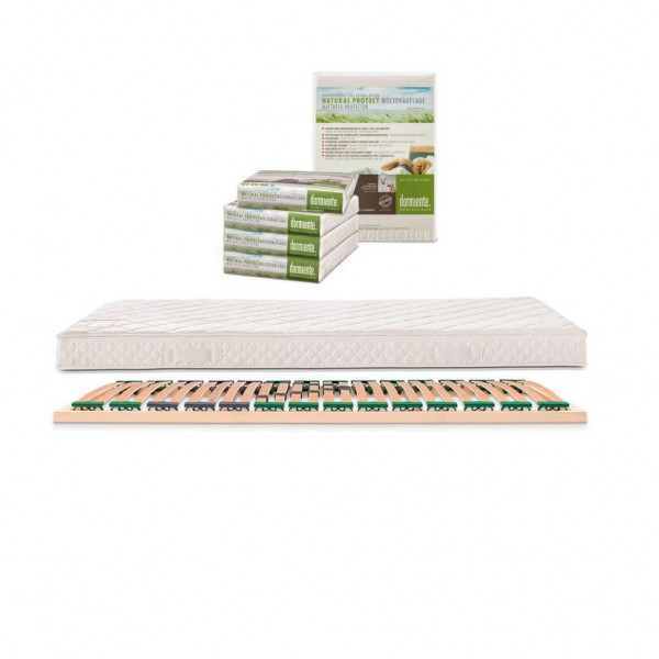 Dormiente Set Natural Eco + Basic S + Natural Protect