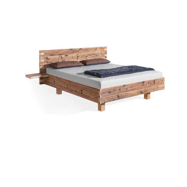 Dormiente Massivholzbett Veteris 2