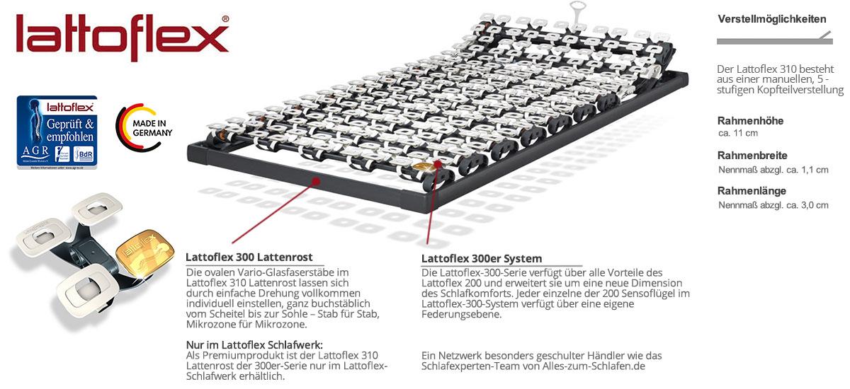 lattoflex-310-Lattenrost-online-kaufen