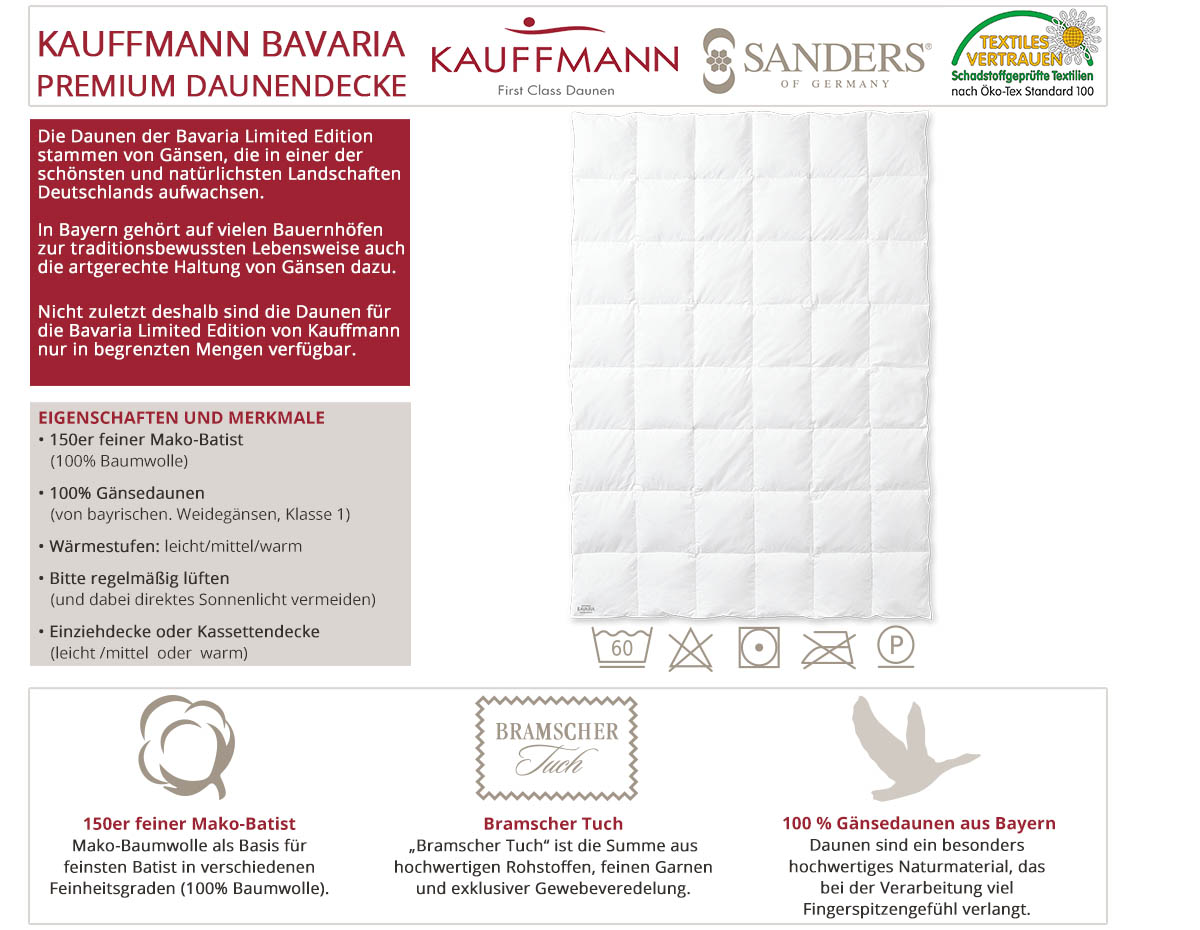 Kauffmann-Sanders-Bavaria-Premium-Daunendecke-online-kaufen