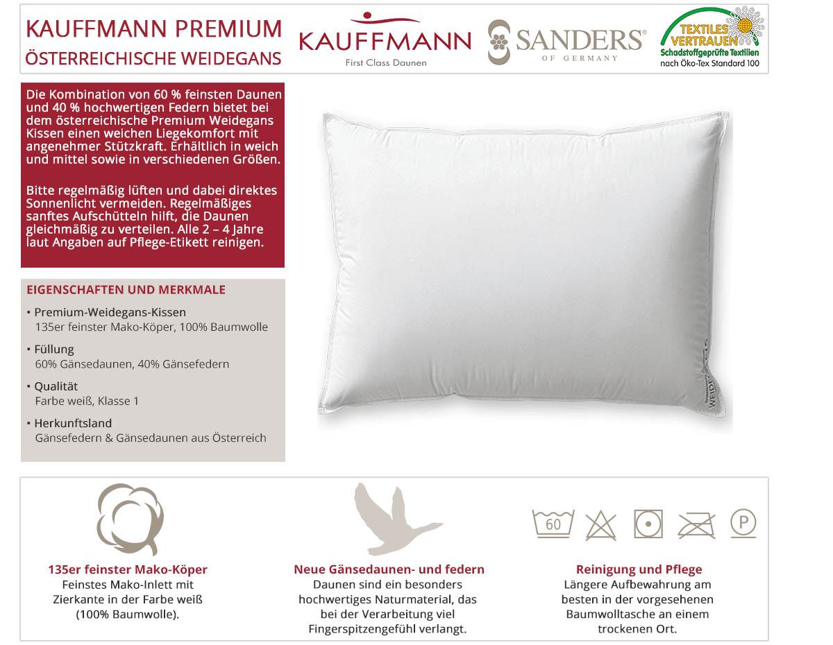 Kauffmann-Sanders-oesterreichische-Premium-Weidegans-Kissen-online-kaufen
