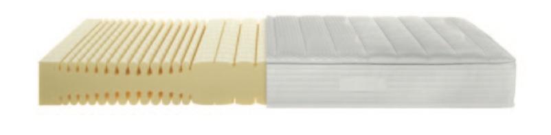 Selecta-S19-Kaltschaummatratze-Seitenansicht
