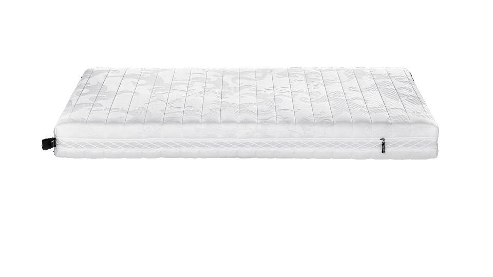 Rummel-MY-400-L-Latexmatratze-Seitenansicht
