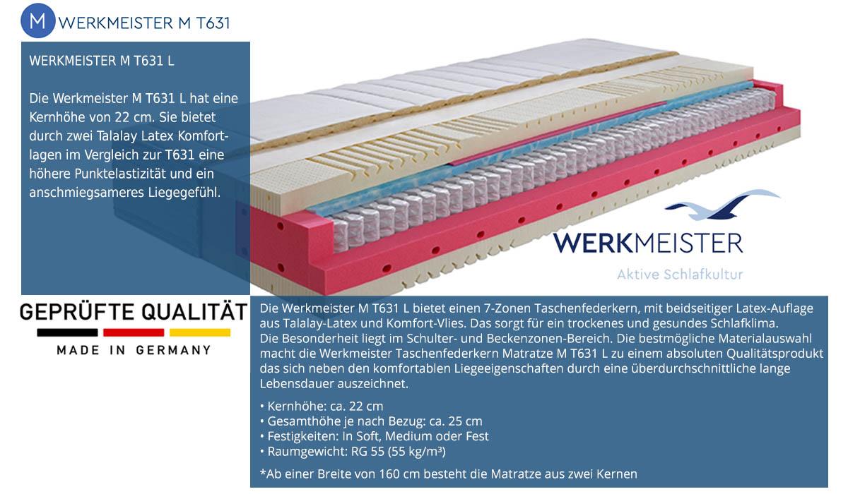 Werkmeister-M-T631-L-Taschenfederkern-Matratze-im-Test