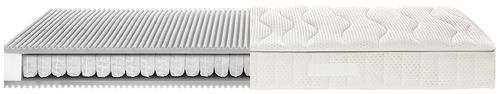 Selecta-TF5-Taschenfederkern-Matratze-Seitenansicht