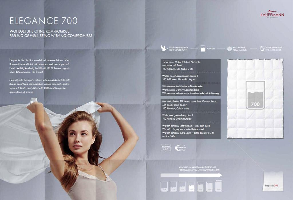 Kauffmann-Elegance-700-Daunendecke-Produktmerkmale
