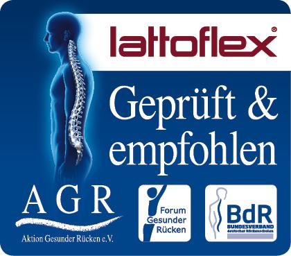 AGR-Guetesiegel-Lattoflex