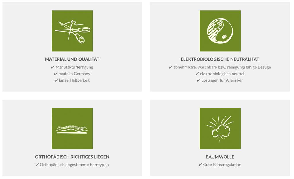 Dormiente-Naturmatratze-Natural-Kids-Memo-Verwendung-Materialkunde