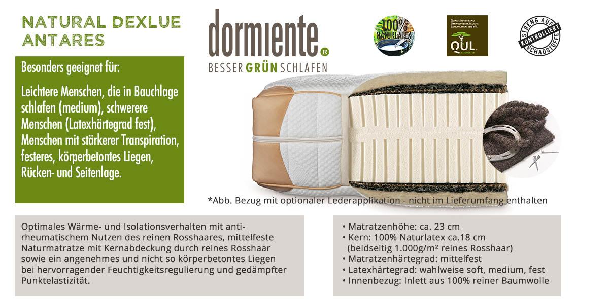 Dormiente-Natural-Deluxe-Antares-online-bestellen