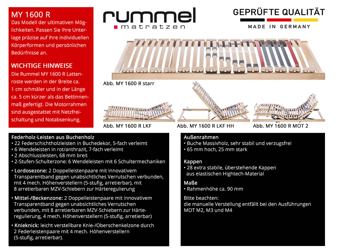 Rummel-MY-1600-R-Lattenrost-online-kaufen