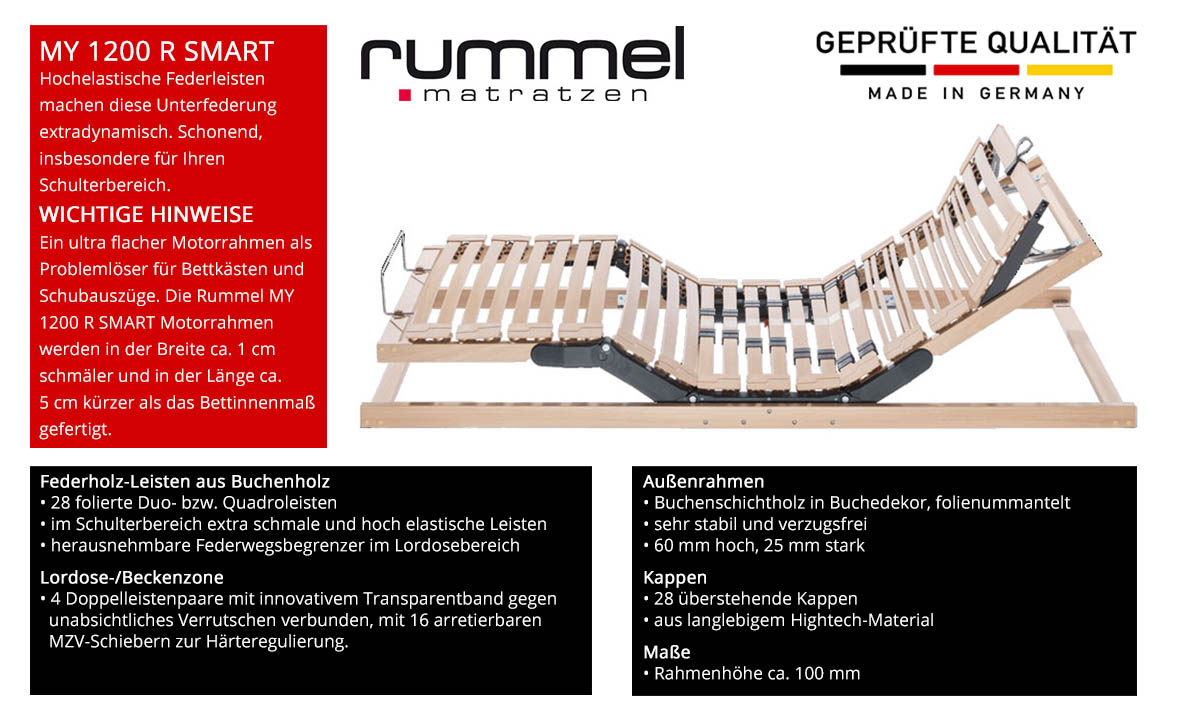 Rummel-MY-1200-R-SMART-Motorrahmen-online-kaufen