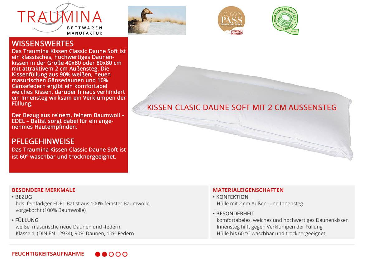 Traumina-Kissen-Classic-Daune-Soft-mit-Aussensteg-online-kaufen